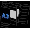 А3 в намотку (140х297мм)