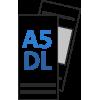А5 dl (105х297мм)