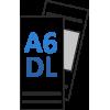А6 dl (74х210мм)