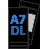 А7 dl (50х145мм)